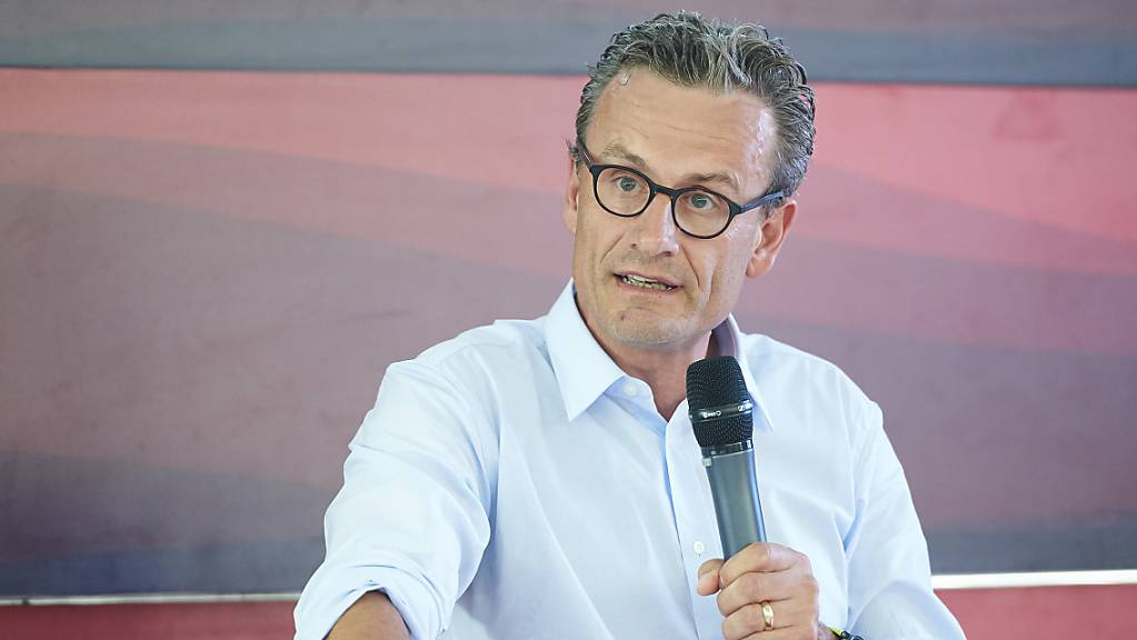 Matthias Remund, Direktor im Bundesamt für Sport (BASPO), sagt: «Geld ist im Spitzensport nicht die einzige Stellschraube zum Erfolg.»
