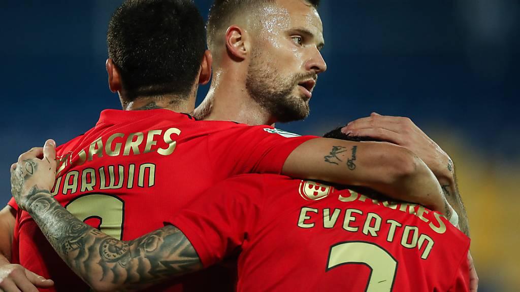 Matchwinner für Benfica: Haris Seferovic