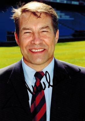 Trat 1968 als Junior dem FC Basel bei und ist seit nunmehr 50 Jahren im Klub. Heute ist er Teammanager.