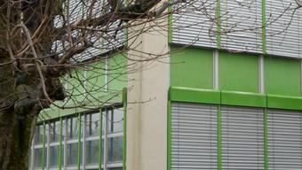 Schulhaus Grün wird saniert. az