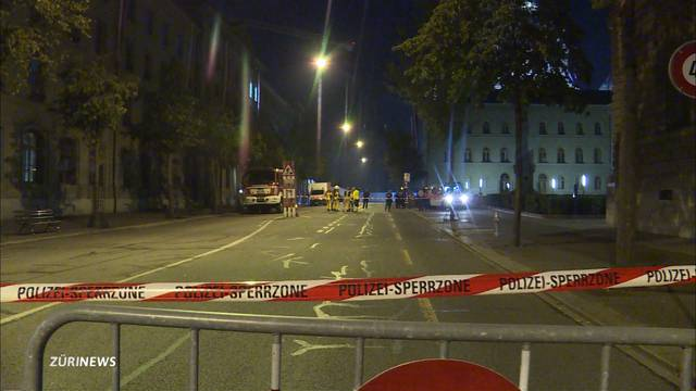 Ausnahmezustand in Bern nach Sprengsatz-Drohung