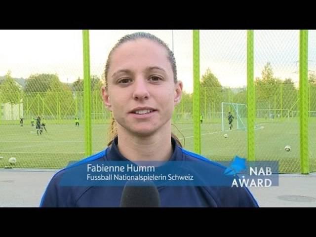 NAB-AWARD 2015 - Fabienne Humm (Kandidatin)