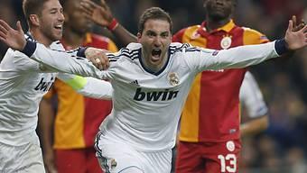 Gonzalo Higuain wechselt in die Serie A