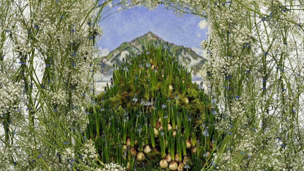 Aarauer «Blumen für die Kunst» im Zeichen des Coronavirus'