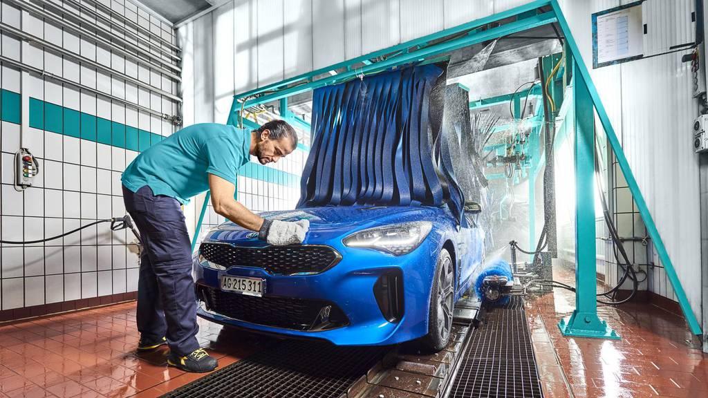 Gewinne Wasch-Gutscheine von Best Carwash!