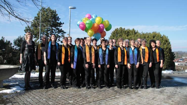 Der Regi-Chor feiert seinen 4o. Geburtstag