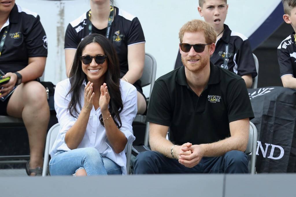 Prinz Harry und Meghan Markle in Toronto (© Getty Images)