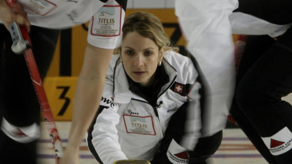 Silvana Tirinzoni hatte den Match im Griff