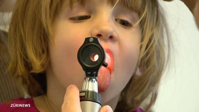 Virus legt einen Viertel mehr Kinder lahm