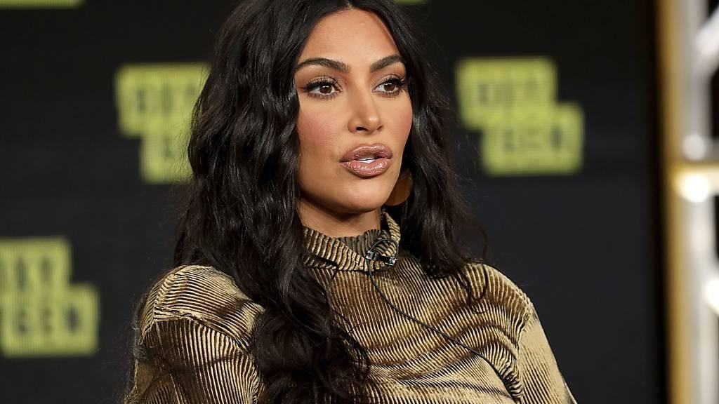 Kim Kardashian boykottiert Instagram für einen Tag