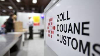 Zoll am Flughafen-Zürich