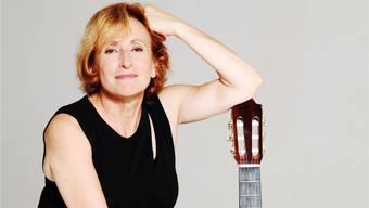 Will mit ihrer Musik das italienische Vergnügen des Augenblicks weitergeben: Lucilla Galeazzi.