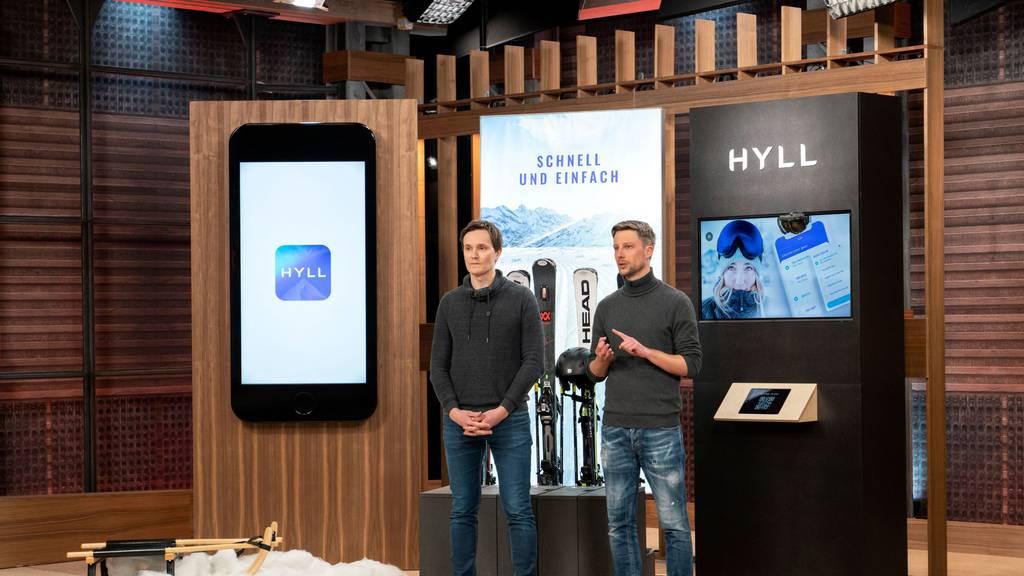 HYLL: Der schnellste Weg auf die Skipisten