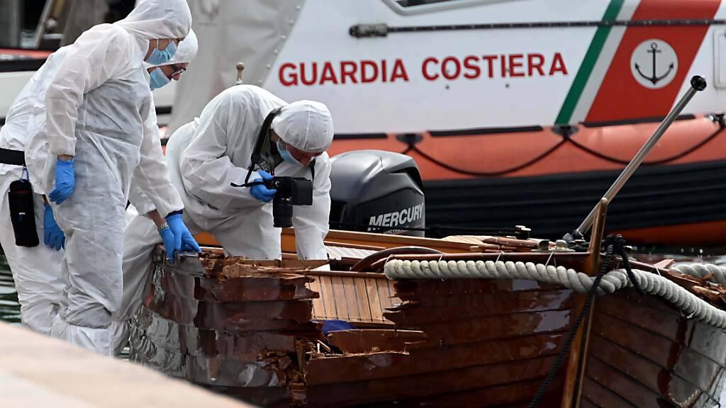 Tödlicher Motorboot-Unfall am Gardasee: Prozessbeginn am 10. November