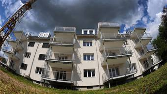 Beschwerde gutgeheissen: Der Kanton kann die Asylunterkunft in Aarburg nutzen. (Archiv)