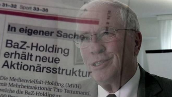 Screenshot aus «Die Übernahme». Foto: ZVG