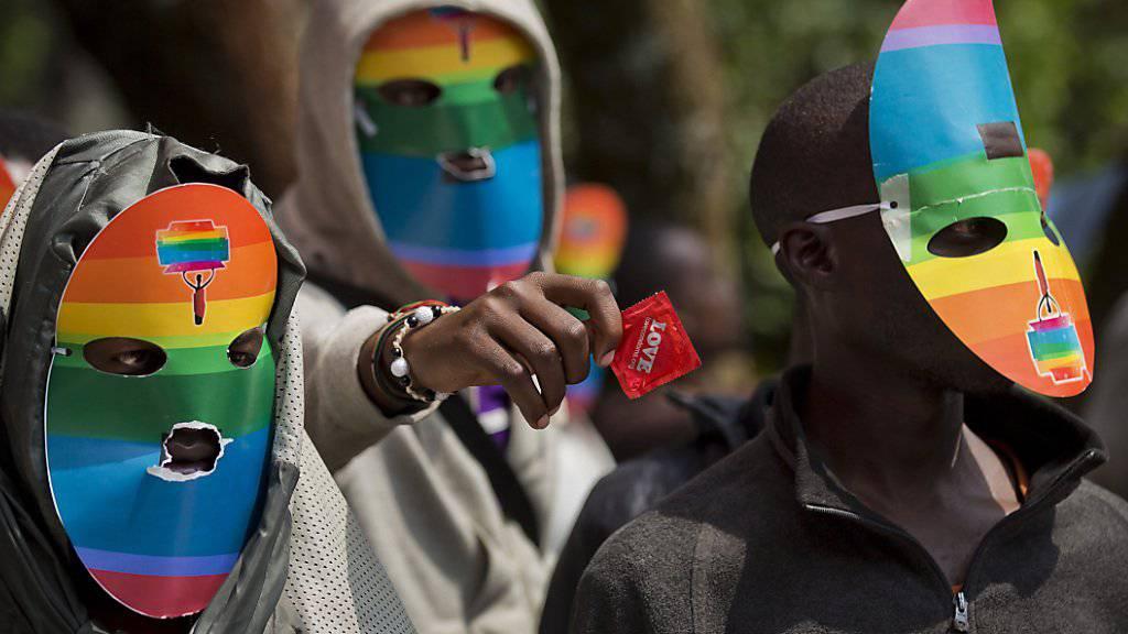 Der Oberste Gerichtshof in Kenia hat ein mit Spannung erwartetes Urteil über die Entkriminalisierung von Homosexualität verschoben. (Symbolbild)