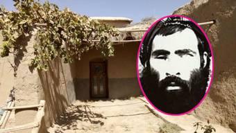 Hier soll Mullah Omar gelebt haben.