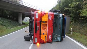 Unfall Rietheim Feuerwehr