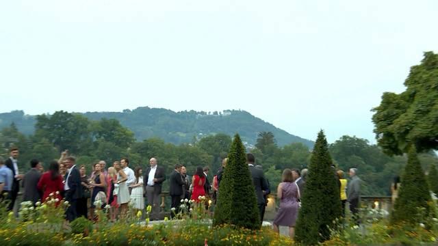 Erlacherhof-Gala auch ohne Gurten-Feuerwerk ein Erfolg