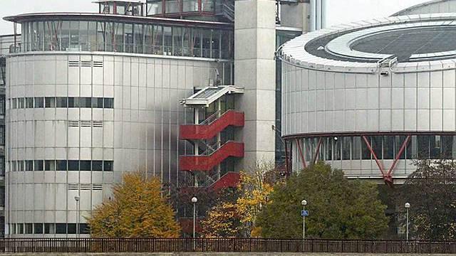 Europäischer Gerichtshof in Strassburg
