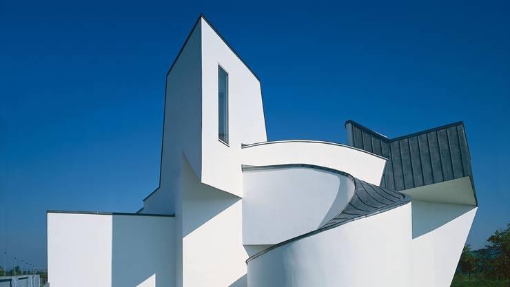 Vitra Design Museum Di Weil Am Rhein.Am Anfang War Ein Feuer Das Vitra Design Museum Wird 30