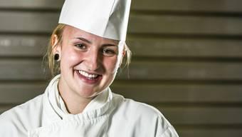 Marina Beccarelli arbeitet gerne in der Kaderküche auf dem Waffenplatz.