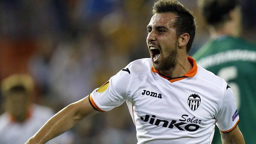 Geht künftig für den FC Barcelona auf Torejagd: Paco Alcacer