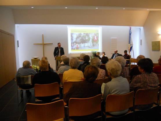 GV des Lourdespilgerverein Baden und Umgebung