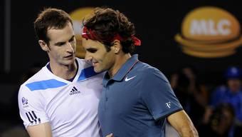 Andy Murray: «Roger und mir ist es wichtig, etwas zurückzugeben.»