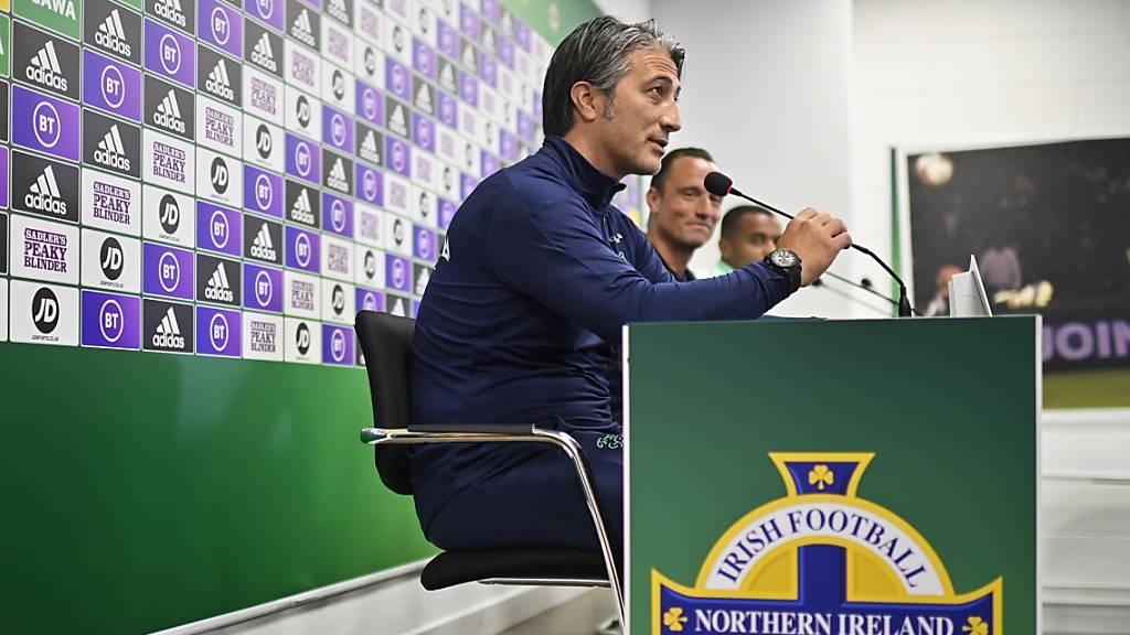 Murat Yakin hofft, dass seine Stürmer bis Oktober in Form kommen