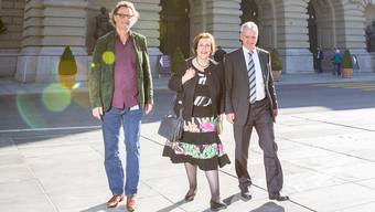 Die letzte Session: Christine Egerszegi, Geri Müller und Hans Killer ziehen Bilanz.