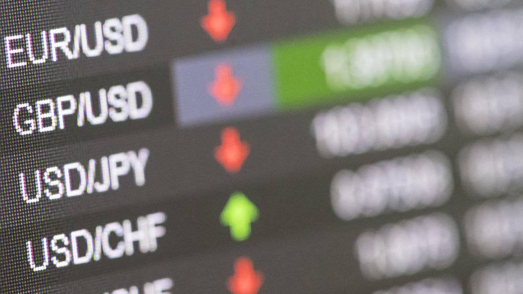 Europas Börsen sind schwach in das neue Jahr gestartet. Der Handelsstreit zwischen den USA und China belastet weiter den Aktienmarkt. (Archivbild)