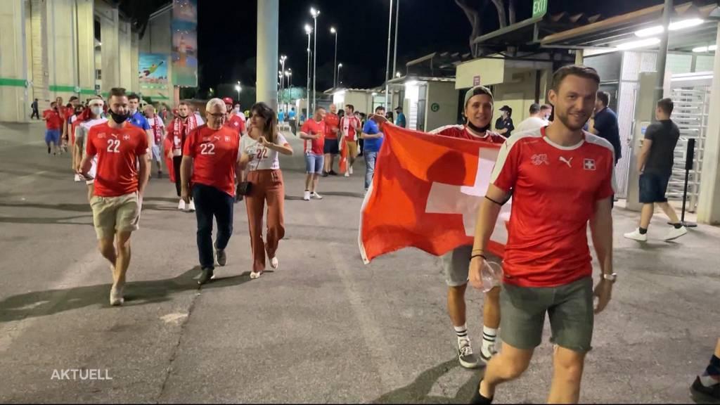 Endstation für die Schweiz? Nationalmannschaft spielt am Sonntag gegen die Türkei