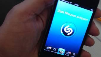 Shazam will an die Börse. Das soll dem App-Entwickler eine Milliarde bringen.