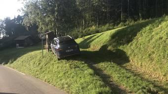 Verkehrsunfall Langenbruck