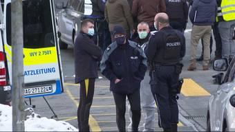 Würenlos (AG): Leiche am Limmatufer gefunden