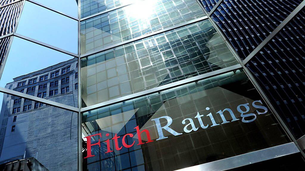 Büros der US-Ratingagentur Fitch in New York. (Archivbild)