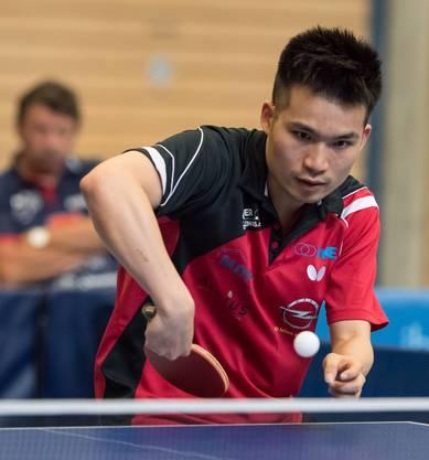 Chengbowen Yang ist bei Rio-Star mittlerweile vor allem als Trainer aktiv.
