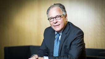 Boris Zürcher, Leiter der Direktion für Arbeit des Staatssekretariat für Wirtschaft, hält wenig von Schwarzmalerei.