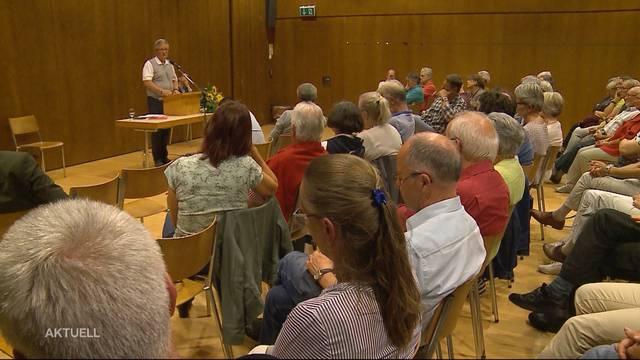 Pfarrer Johan Siebenmann will die Wiederwahl