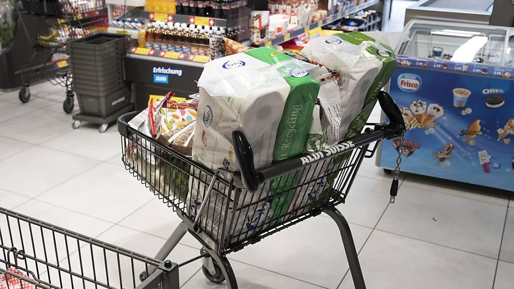 Japan: Hamsterkäufe verhindern Einbruch von Konsumausgaben