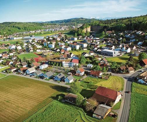 Man nennt es auch das «Rütli der SVP»: das Dorf Holziken im Suhrental.