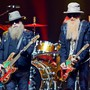 Die Kenny Wayne Shepherd Band und ZZ Top spielten in Montreux