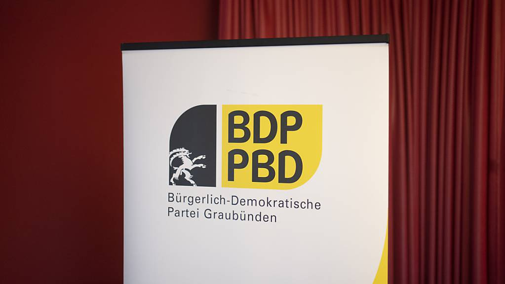 Die BDP will zusammen mit der CVP als Die Mitte Graubünden die stärkste Fraktion im Bündner Grossen Rat stellen. (Archivbild)