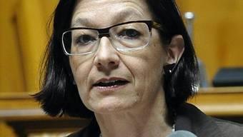 Nationalrätin Yvonne Gilli (Archiv)