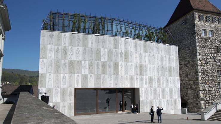Im Stadtmuseum Aarau sind im Rahmen von diversen Ausstellungen Teile des Ringier-Bildarchivs zu sehen. (Archiv)