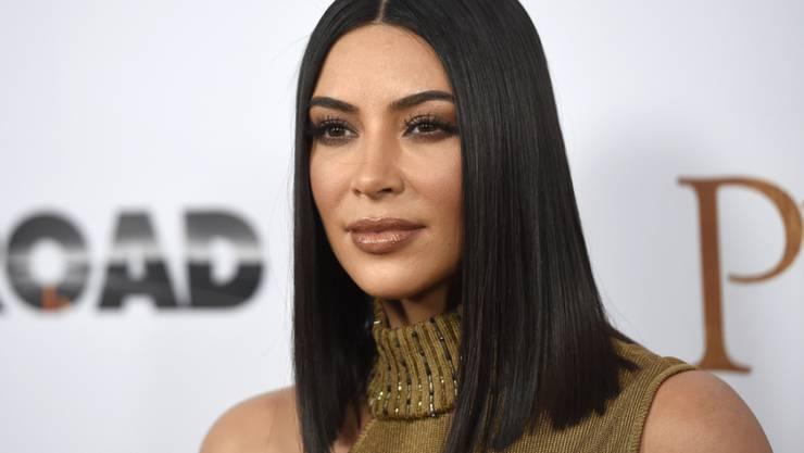 Früher seien ihr Statussymbole wie Schmuck sehr wichtig gewesen, heute bedeuteten sie ihr nichts mehr, sagt Kim Kardashian. (Archivbild)
