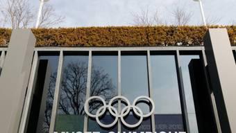 Wurde renoviert: Olympisches Museum in Lausanne (Archiv)