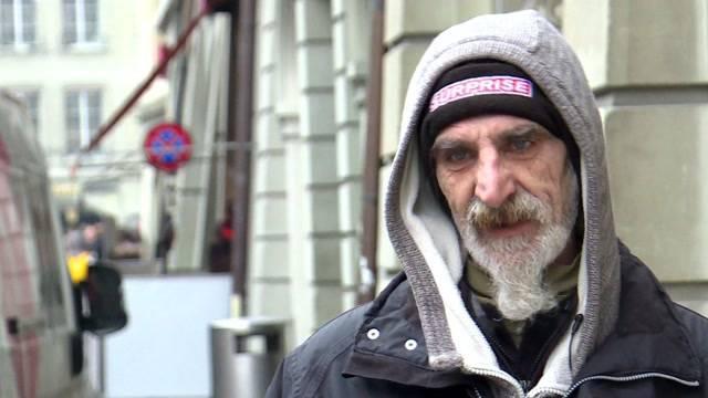 """""""Ich fühle mich nicht obdachlos"""""""